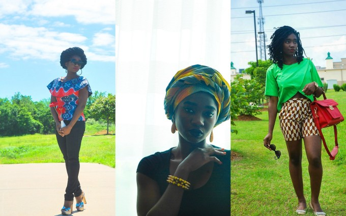 how to wear african print 2015 lajalights (15)