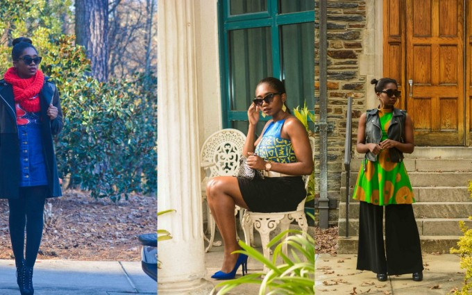how to wear african print 2015 lajalights (2)
