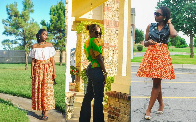 how to wear african print 2015 lajalights (3)