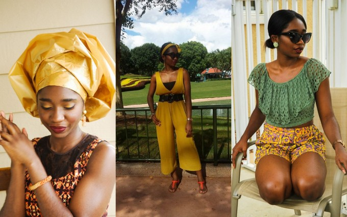 how to wear african print 2015 lajalights (9)